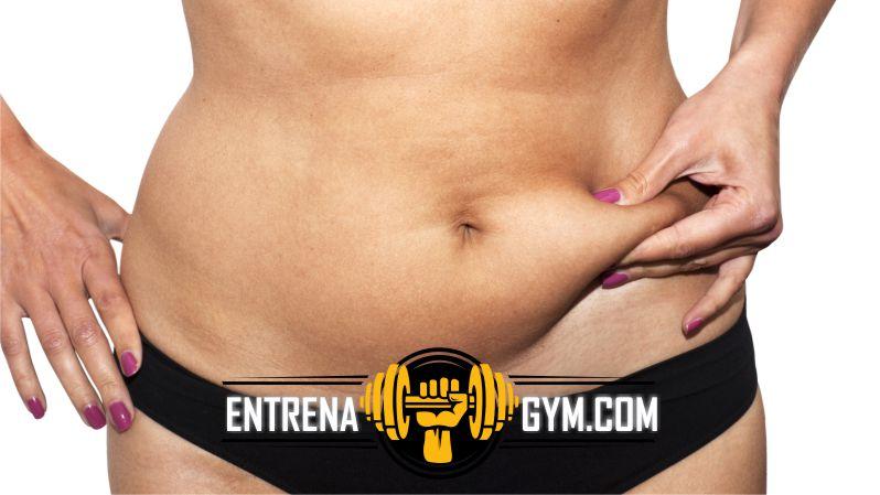 la grasa en la mujer
