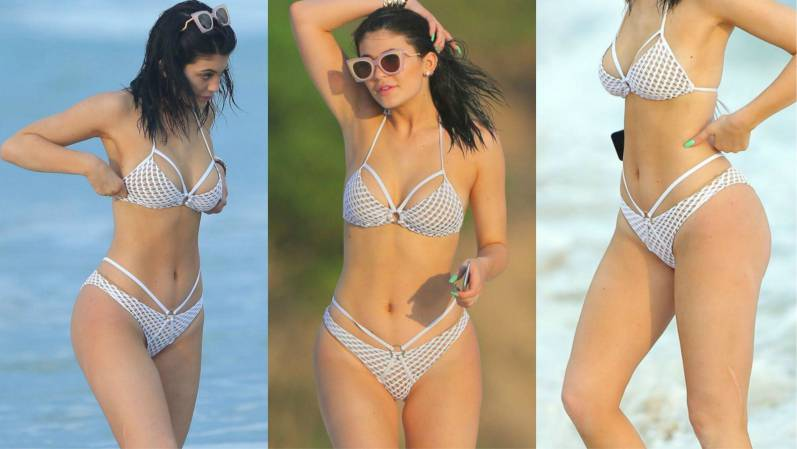 how to get a kylie jenner body